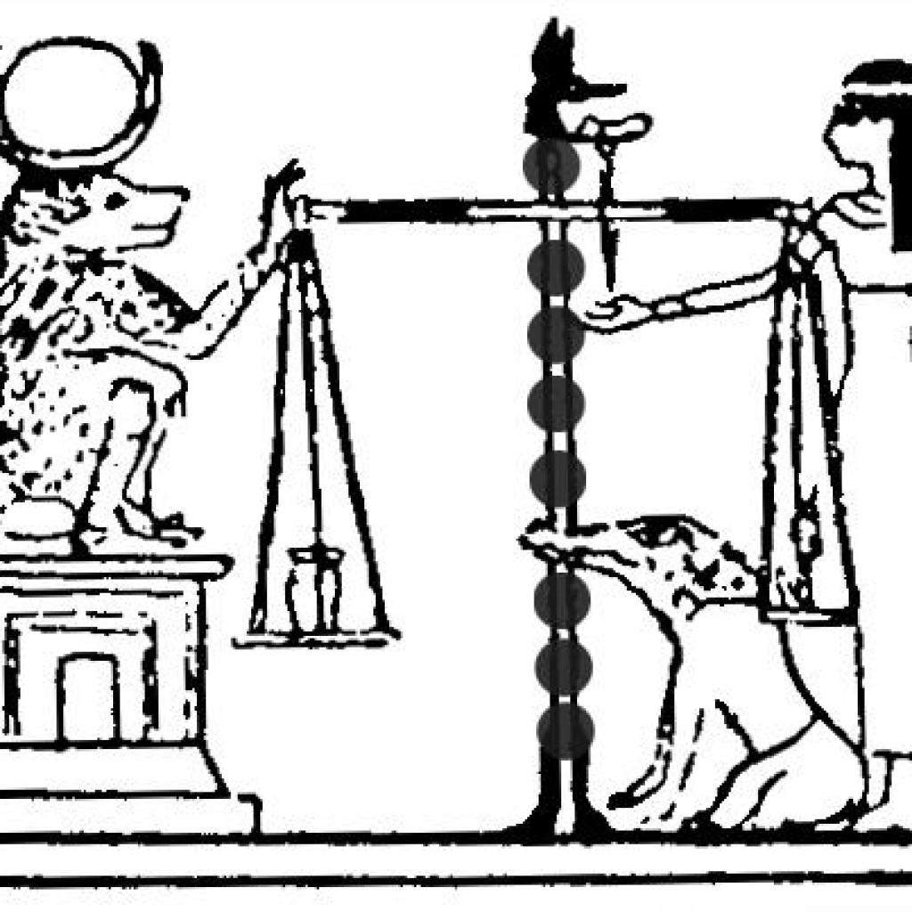 Maat Scales of