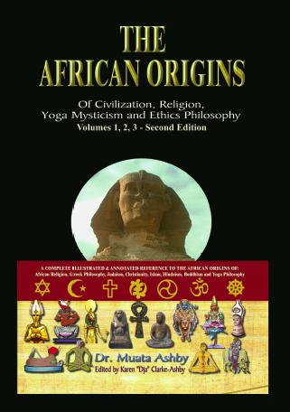 book cover African Origins Hard