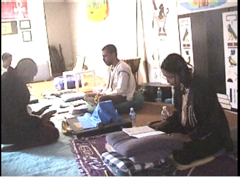 noon day worship picture from video