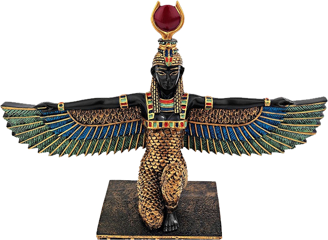 Who is Isis and Who is Aset? | Kemet University Egyptian