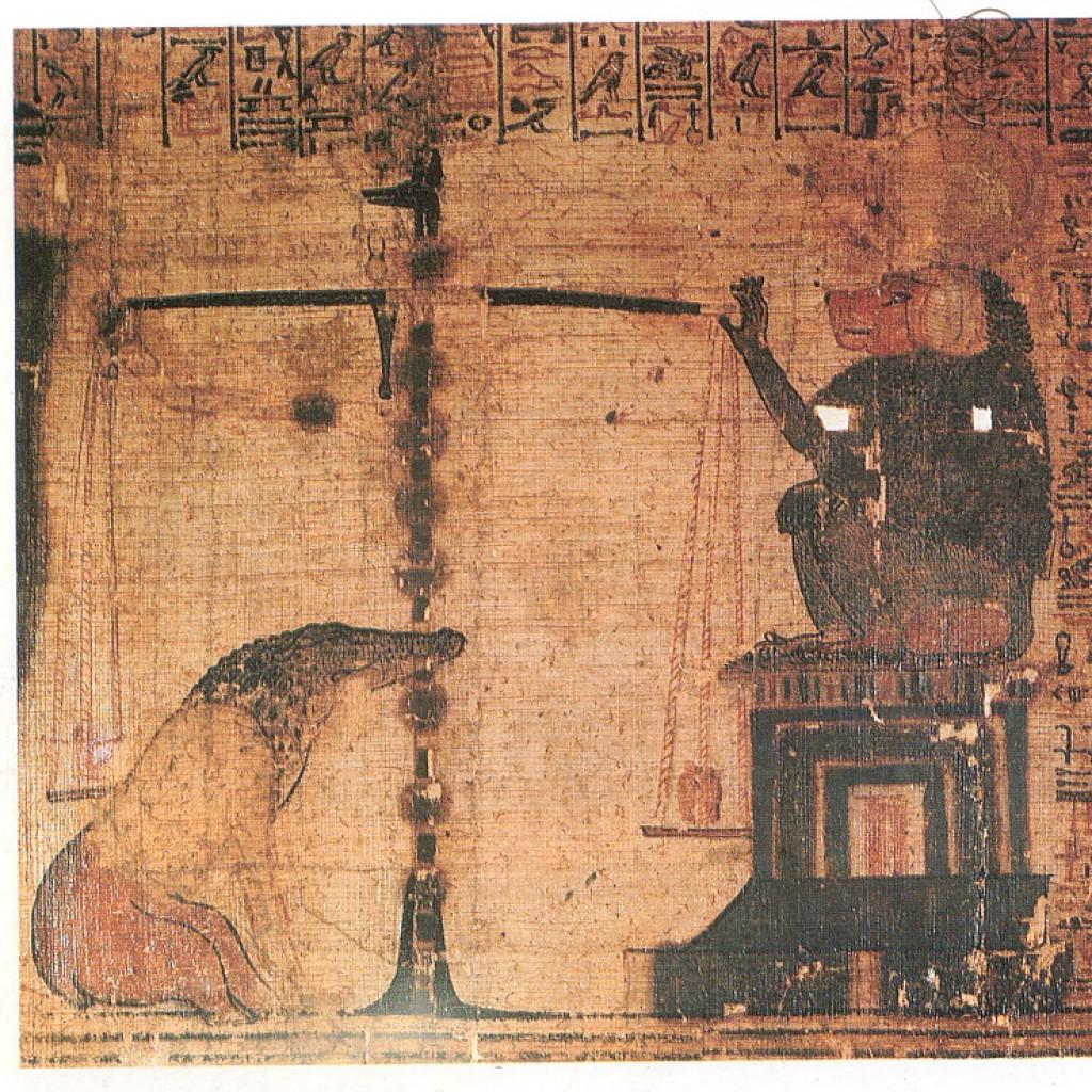 Qenna Papyrus color