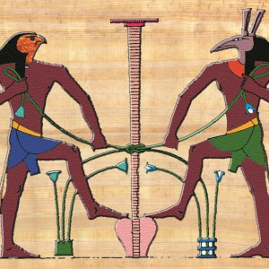 Smai Heru Set with Papyrus copy